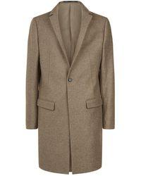 AllSaints   Denton Coat   Lyst