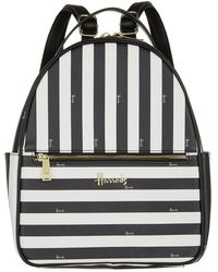 Harrods - Boutique Multi Stripe Backpack - Lyst