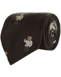 Polo Ralph Lauren - Polo Bear Tie - Lyst