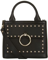 Claudie Pierlot - Small Studded Top Handle Bag - Lyst