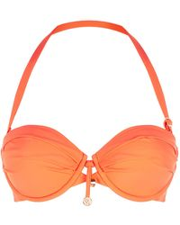 Shan - Colour-block Bikini Top, Orange, Us 6/c - Lyst