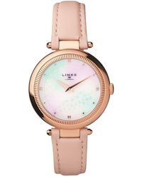 Links of London - Timeless Mother Of Pearl 32mm Watch - Lyst