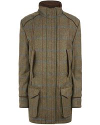 James Purdey & Sons - Tweed Field Coat - Lyst