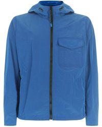 Rag & Bone - Hooded Tech Jacket - Lyst