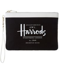 Harrods - Anglesey Clutch Bag - Lyst