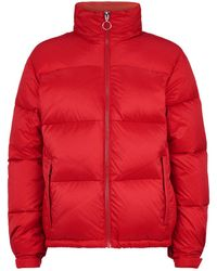 Sandro - Technical Padded Jacket - Lyst