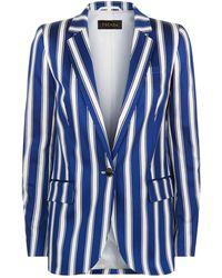 ESCADA - Baurent Striped Blazer - Lyst
