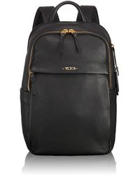 Tumi - Small Daniella Leather Backpack - Lyst