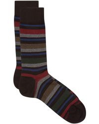 Doré Doré - Striped Socks - Lyst