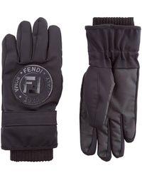 Fendi - Ski Gloves - Lyst