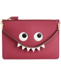 Anya Hindmarch - Creature Wristlet Pouch - Lyst