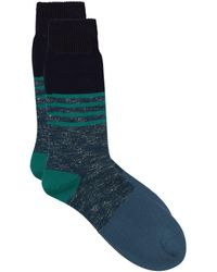 Pantherella - Colour Block Socks - Lyst