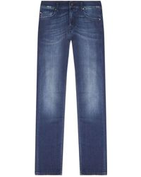 7 For All Mankind - Ronnie Luxe Performance Skinny Jeans - Lyst