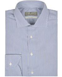 Canali - Impeccable Stripe Shirt - Lyst