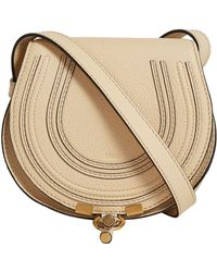 Chloé - Marcie Small Leather Shoulder Bag - Lyst