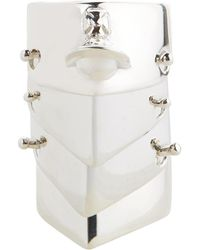 Vivienne Westwood - Armour Ring - Lyst