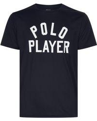Polo Ralph Lauren - Polo Player T-shirt - Lyst