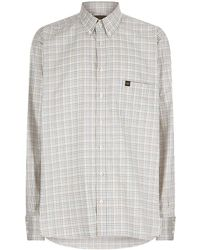 James Purdey & Sons - Tattersall Checked Shirt - Lyst