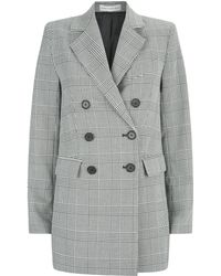 Robert Rodriguez - Prince Of Wales Check Blazer - Lyst