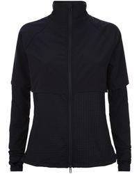 adidas - Zipped Jacket - Lyst