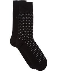 CALVIN KLEIN 205W39NYC - Assorted Cotton Socks (pack Of 2) - Lyst