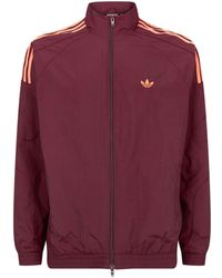 adidas Originals - Flamestrike Zipped Jacket - Lyst