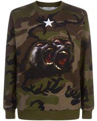 Givenchy - Cuban Monkey Jumper - Lyst