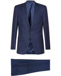BOSS | Textured 2-piece Suit | Lyst