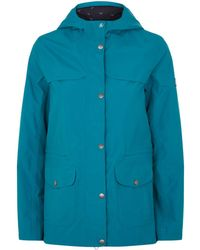 Barbour - Lunan Waterproof Jacket - Lyst