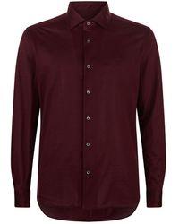 Corneliani - Classic Cotton Shirt - Lyst