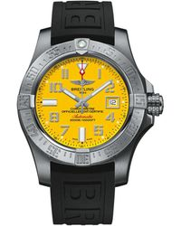 Breitling - Stainless Steel Avenger Ii Seawolf Automatic Watch 45mm - Lyst