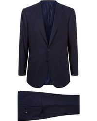 Stefano Ricci | Micro Check Suit | Lyst