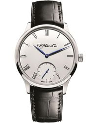 H. Moser & Cie - Venturer Small Seconds Watch 39mm - Lyst