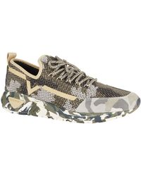 DIESEL - S-kby Camouflage Trainers - Lyst
