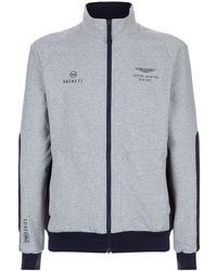 Hackett - Aston Martin Sweatshirt - Lyst
