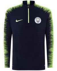 Nike - Manchester City Vaporknit Strike Drill Top - Lyst