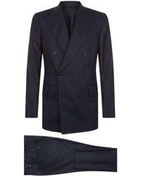 Tom Ford - Wool-silk Shelton Suit - Lyst