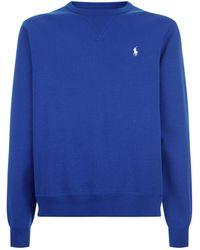 Polo Ralph Lauren - Double Knit Sweater - Lyst
