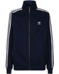 adidas Originals - Trefoil Logo Jacket - Lyst