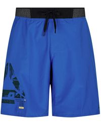 3e6dbeaf5c15 Lyst - Reebok Wor Woven Shorts in Yellow for Men