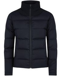 Cavalleria Toscana - Quilted Funnel Neck Jacket - Lyst