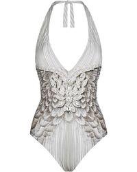 Gottex - Special Couture Halterneck One-piece - Lyst