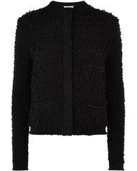 Lamberto Losani - Fluffy Knit Jacket - Lyst