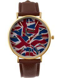 Harrods - Vintage Flag Watch - Lyst
