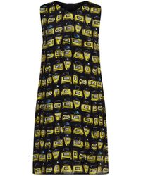 Boutique Moschino - Perfume Bottle Dress - Lyst