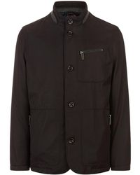 Ted Baker - Romeo Funnel Neck Jacket - Lyst