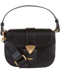 Moschino - Logo Cross Body Bag - Lyst