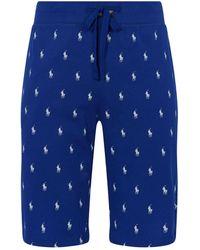 Polo Ralph Lauren - Cotton Shorts - Lyst