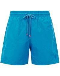 Vilebrequin - Moorea Water-reactive Swim Shorts - Lyst