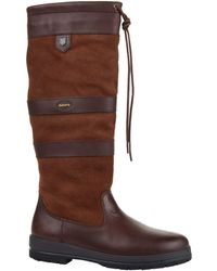 Dubarry - Galway Slim Country Boots - Lyst